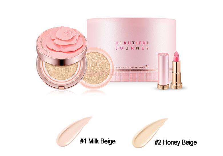 Beauty Box Korea Ohui Ultimate Cover Moisture Special